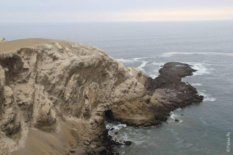 Тихий океан рядом с Барранкой