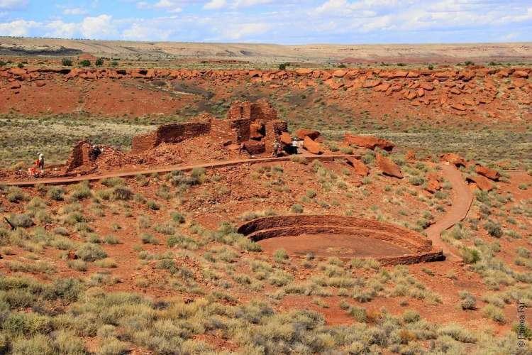 Вупатки Аризона США