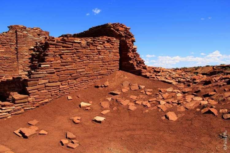 Руины Вупатки