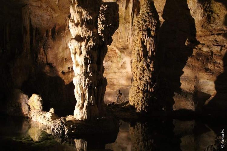 Карлсбадские пещеры, США (Carlsbad caverns, USA)