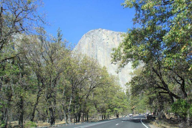 Долина Йосемите, США (Yosemite, USA)