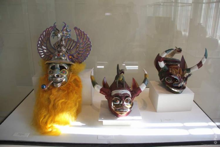 Национальный музей перуанской культуры, Лима, Перу (Museo Nacional de la cultura peruana, Lima, Peru)