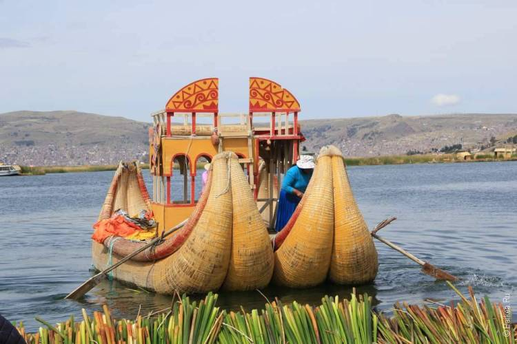 Озеро Титикака 6