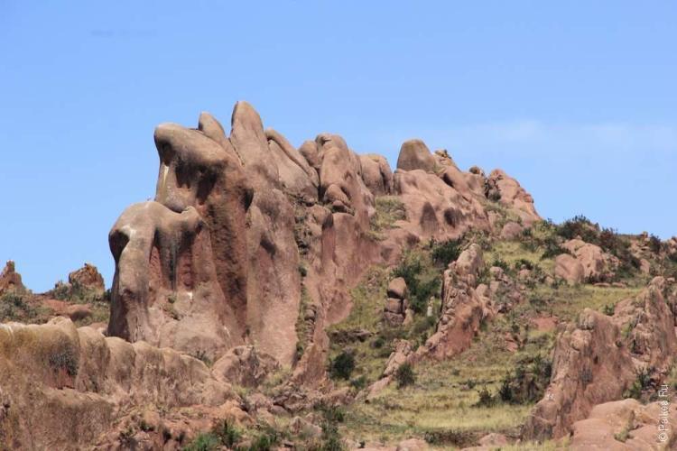 Амару Муру, Перу (Amaru Muru, Peru)
