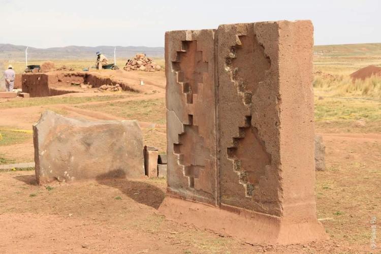 Боливия, Древний город Тиуанаку