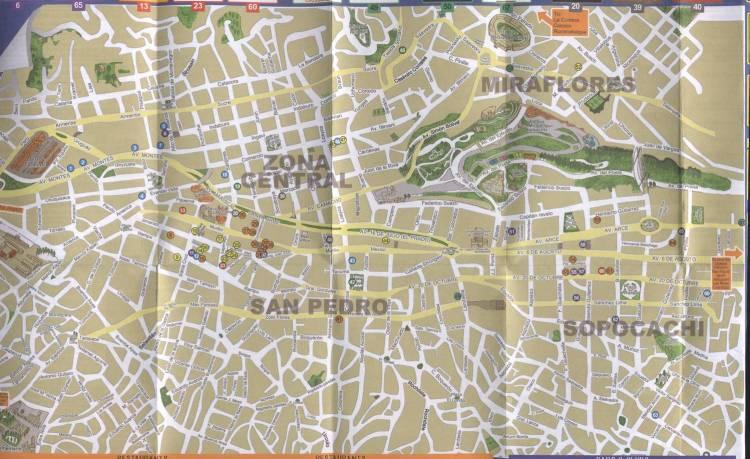 Центр Ла-Паса