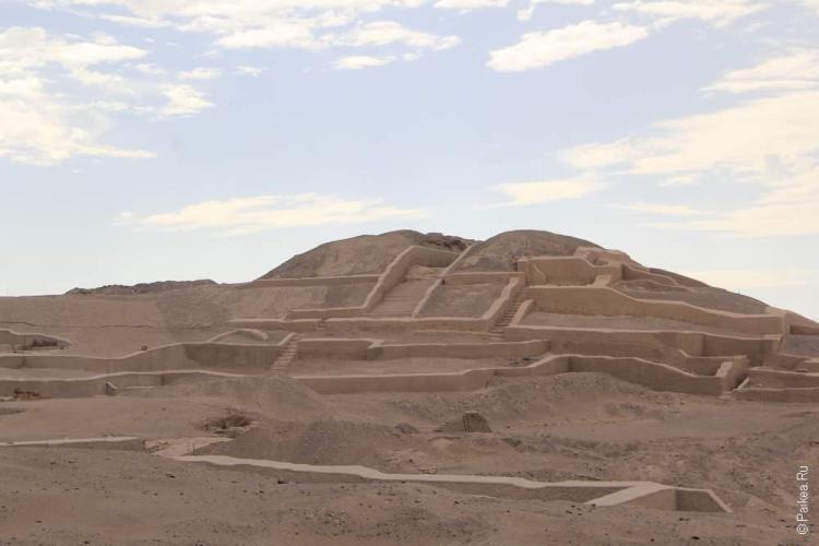 пирамиды кауачи это