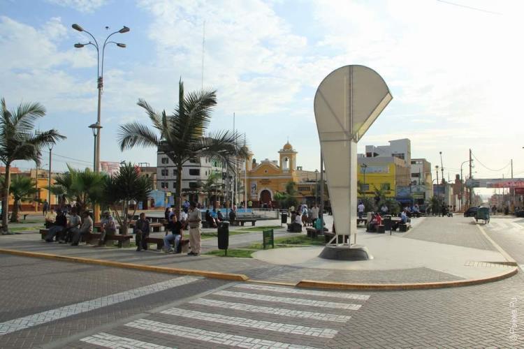 Барранка, Перу (Barranca, Peru)