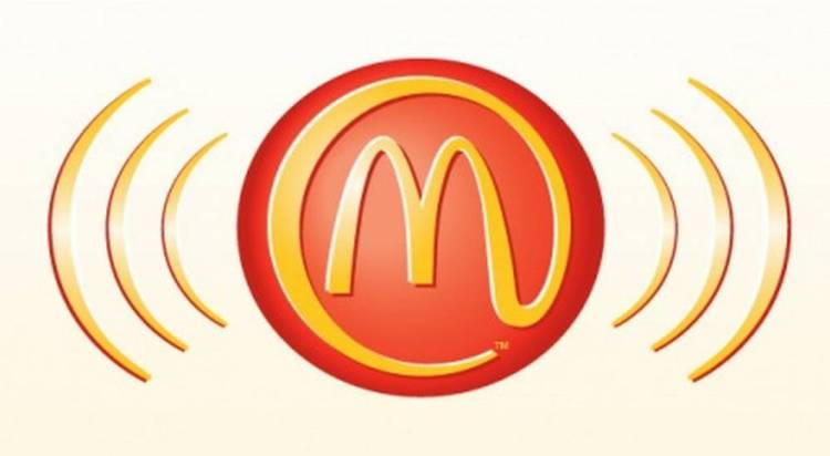 wifi интернет в McDonalds