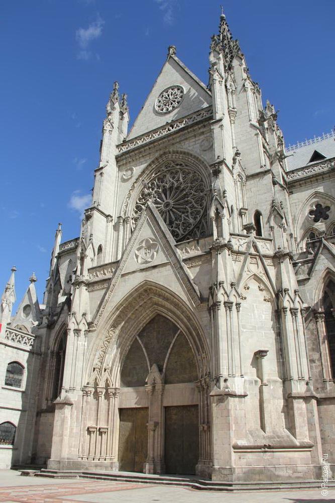 собор в столице эквадора