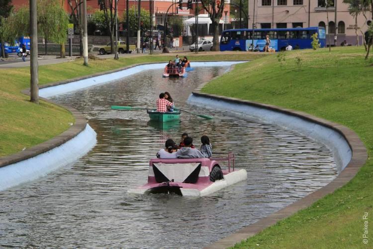 Эквадор, Кито