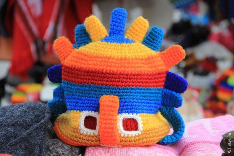 Эквадор, На рынке в Отавало
