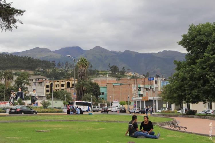 Отавало, Эквадор (Otavalo, Ecuador)