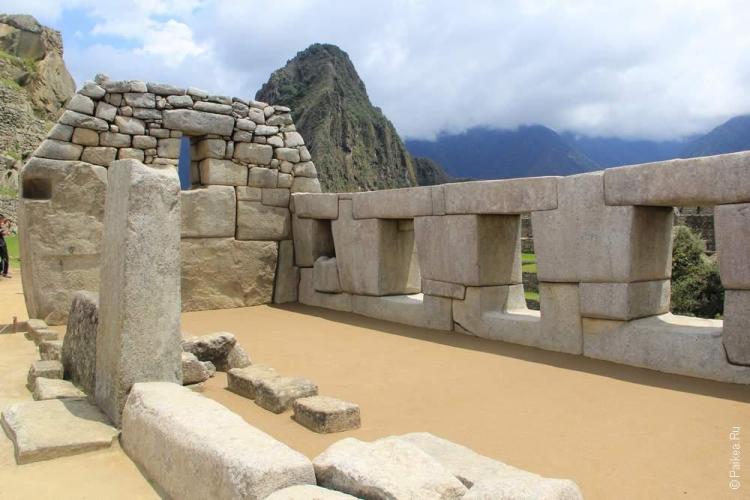 Мачу-Пикчу тоже загадывает загадки