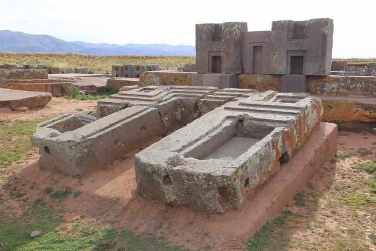 Лежащие ворота Виракочи - образец невиданной нам технологии древности