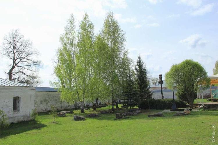Можайский Лужецко-Феропонтов монастырь