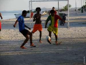 Футбол на Маафуши