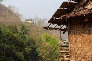 Деревня в Северном Таиланде