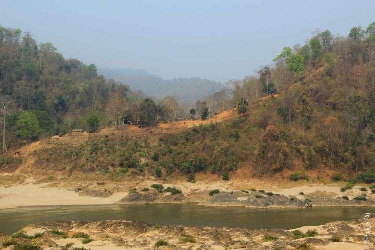 Вид на реку Салуин