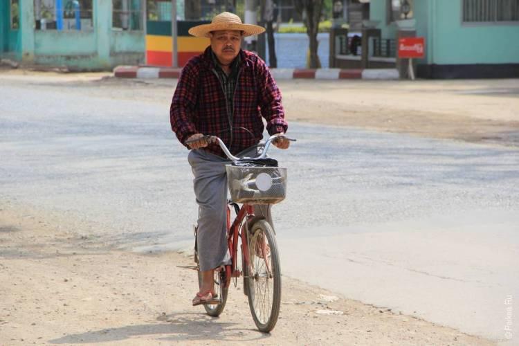 сипо велосипед