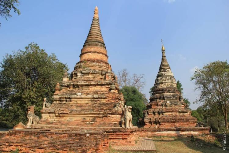 иньва пагода