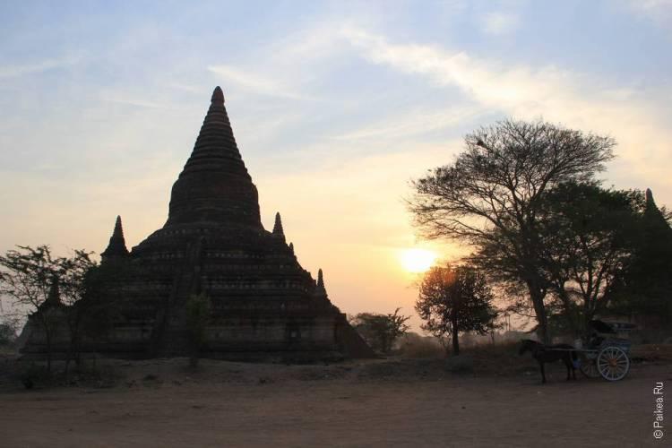 баган храм