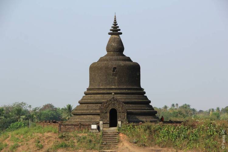Пагода в Мяу-У фото