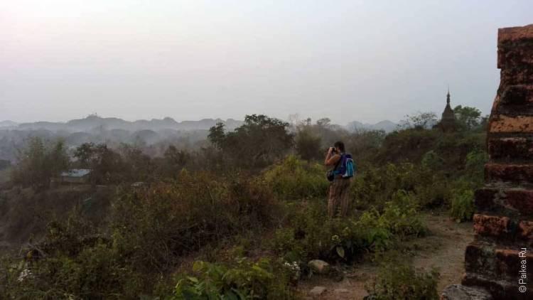 маршрут поездки в мьянму