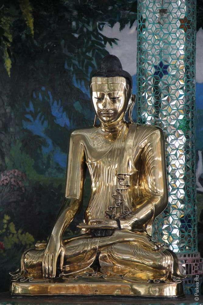 шведагон янгон мьянма