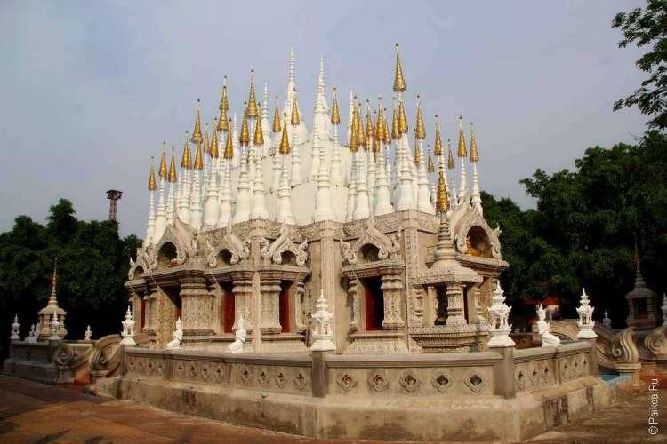 современная чеди в таиланде