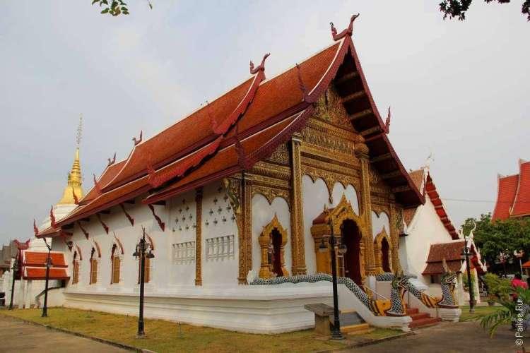 Ват Луанг в Пхрэ