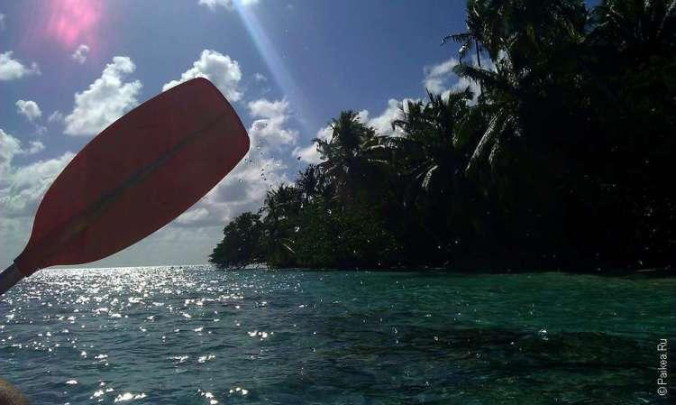 Мальдивы отели