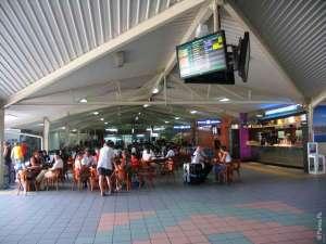 Мальдивы аэропорт Мале