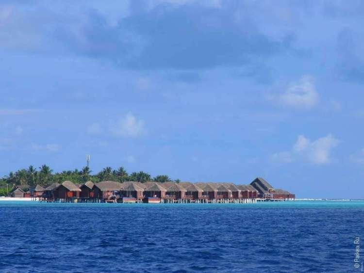 Виды отелей и резортов на Мальдивах