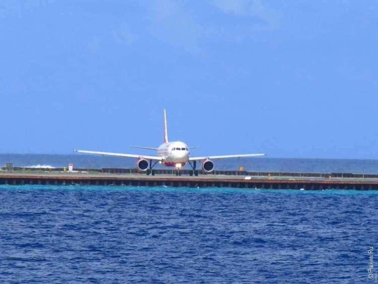 Отдых на Мальдивах перелет