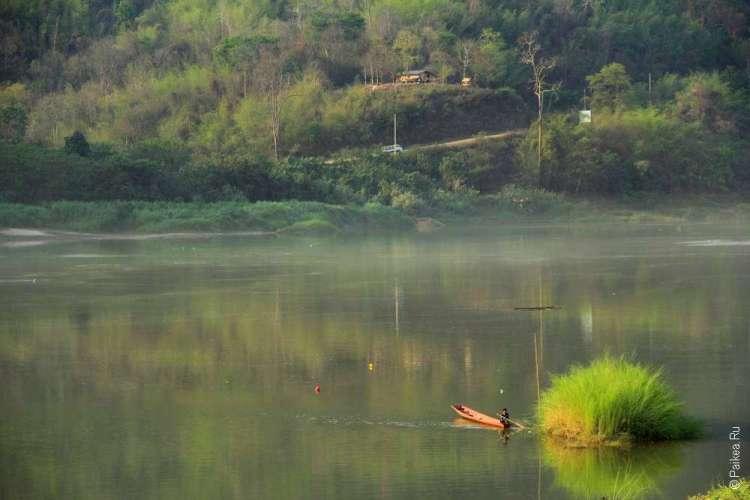 Экскурсия по реке Меконг