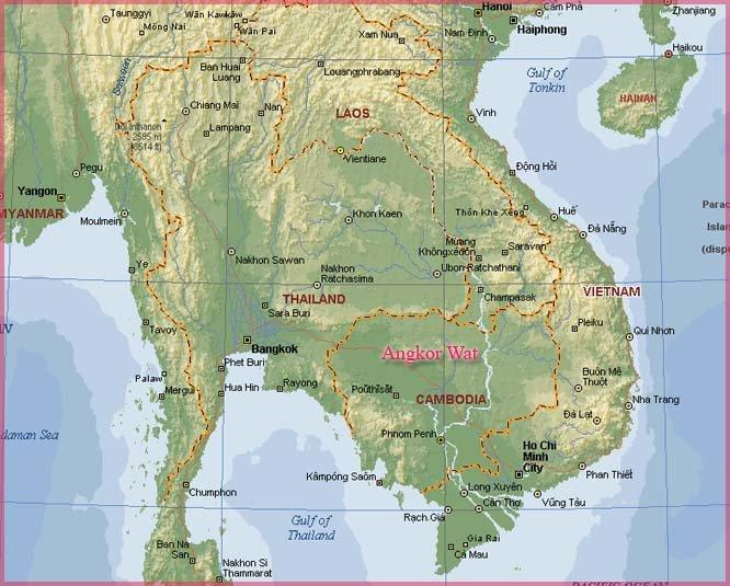 Ангкор Ват как добраться