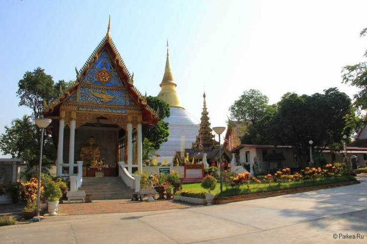изумрудный будда храм