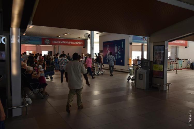 международный терминал аэропорта велана