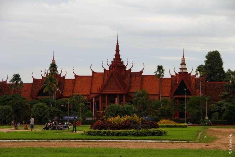 Национальный музей Пномпень