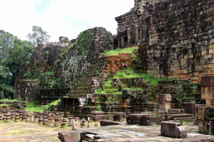 Храм Бапуон, Ангкор Камбоджа