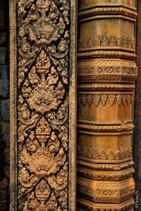 Факты о храме Бантей Срей