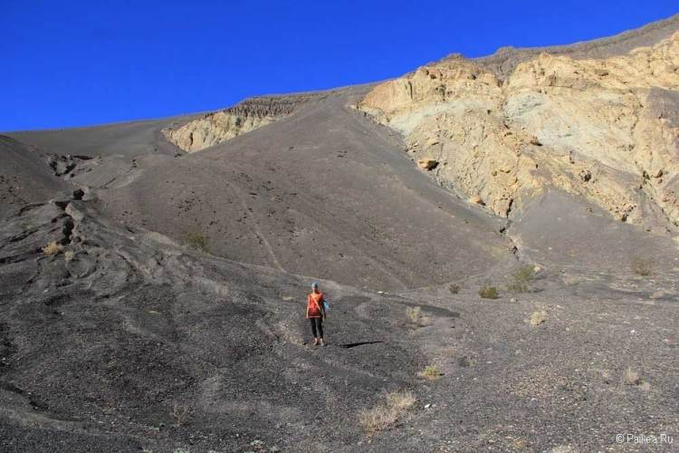 Долина Смерти, Калифорния, США