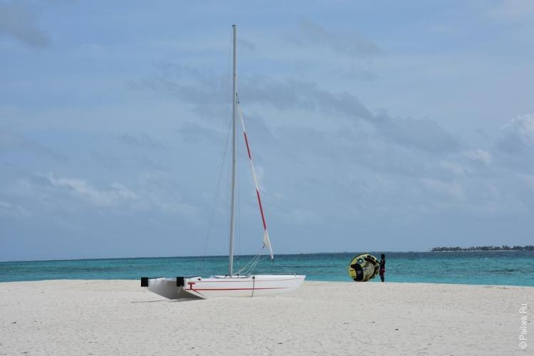 Пляжи Мальдив 19