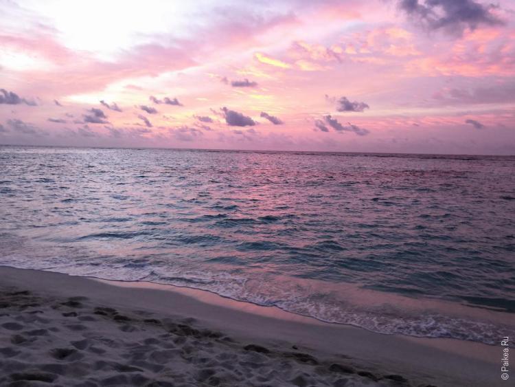 Пляжи Мальдив 24