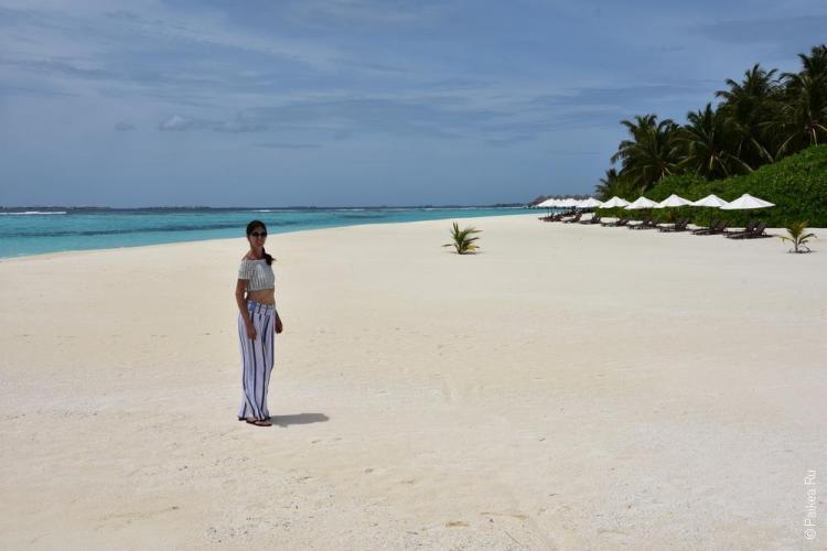 Пляжи Мальдив 35