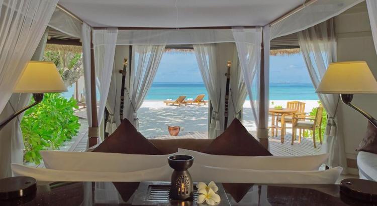 Хороший 5-звездочный отель на Мальдивах Баньян Три