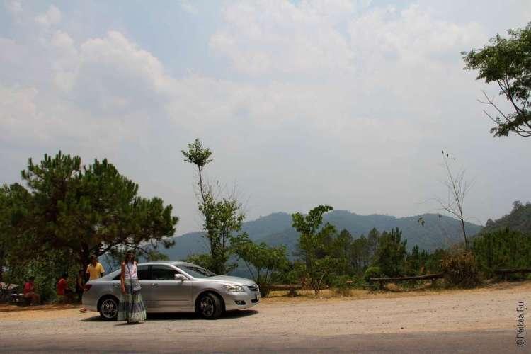Маршрут по Северному Таиланду