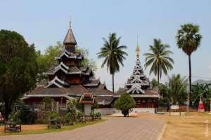 Храм Ват Хуа Вианг Мае Хонг Сон