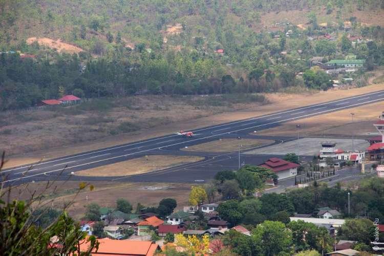 Аэропорт Мае Хонг Сон